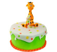 торт Жираф