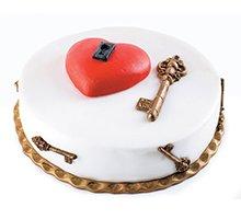 торт Моё сердце