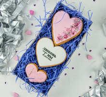 торт Набор печенье Любовь, когда мы вместе (средний)