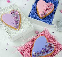 торт Печенье Сердца набор (3шт)