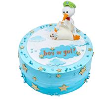 торт Сюрприз от аиста