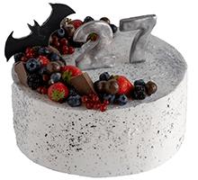 торт Темный рыцарь