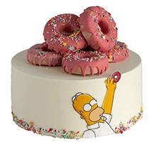 торт Мечта Симпсона