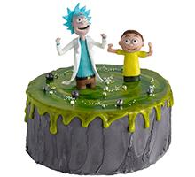 торт Рик и Морти