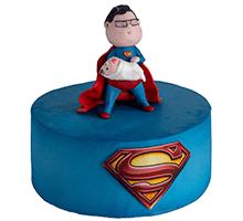торт Суперпапа