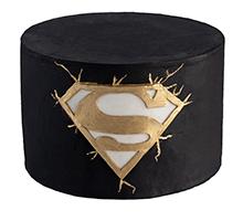 торт Супермен в черном