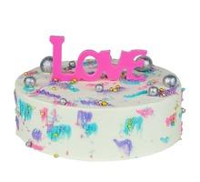 торт Яркая любовь