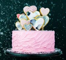 торт Больше всех тебя люблю