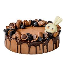 торт Шоколадное искушение