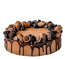 торт Шоколадный бум