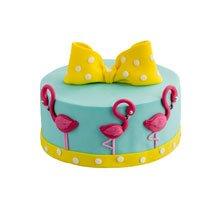 торт Танец фламинго