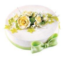 торт Нежные розы