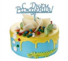 торт В День Рождения