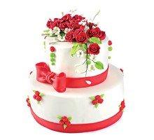 торт Букет на счастье