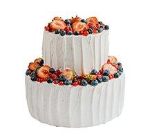 торт Ягодная симфония