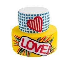торт Чумачечая любовь