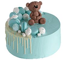 торт Малыш-медвежонок