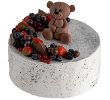 торт Шоколадный мишка