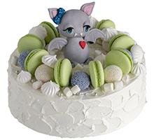 торт Мышка-малышка