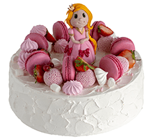 торт Сладкая принцесса