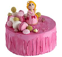 торт Малышка-принцесса