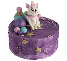 торт Звездная киска