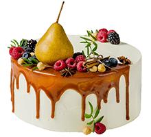 торт Ароматная груша