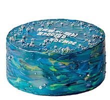 торт Ты просто космос