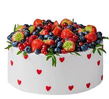 торт Ягодный соблазн